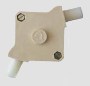 Rolladen Umlenkrolle VII für Drahtseil, ohne Basisplatte, max.80 kg