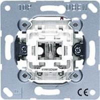 Einsatz Jung 506 KOU - Wechselschalter mit Kontroll-Lampe