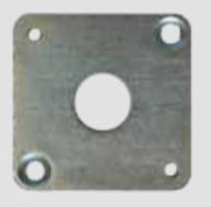 Basis-/Montageplatte für UL VII