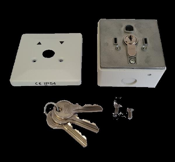 Schlüsselschalter / Taster AP