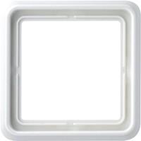 Rahmen - Jung CD500 - alpinweiss