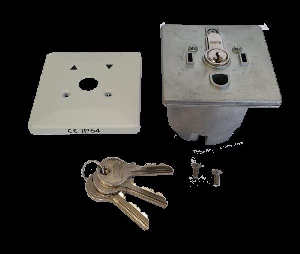Schlüsselschalter / Taster UP